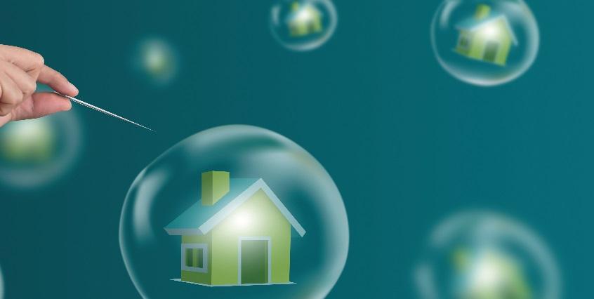 Die Immobilienblase und die falsche Frage