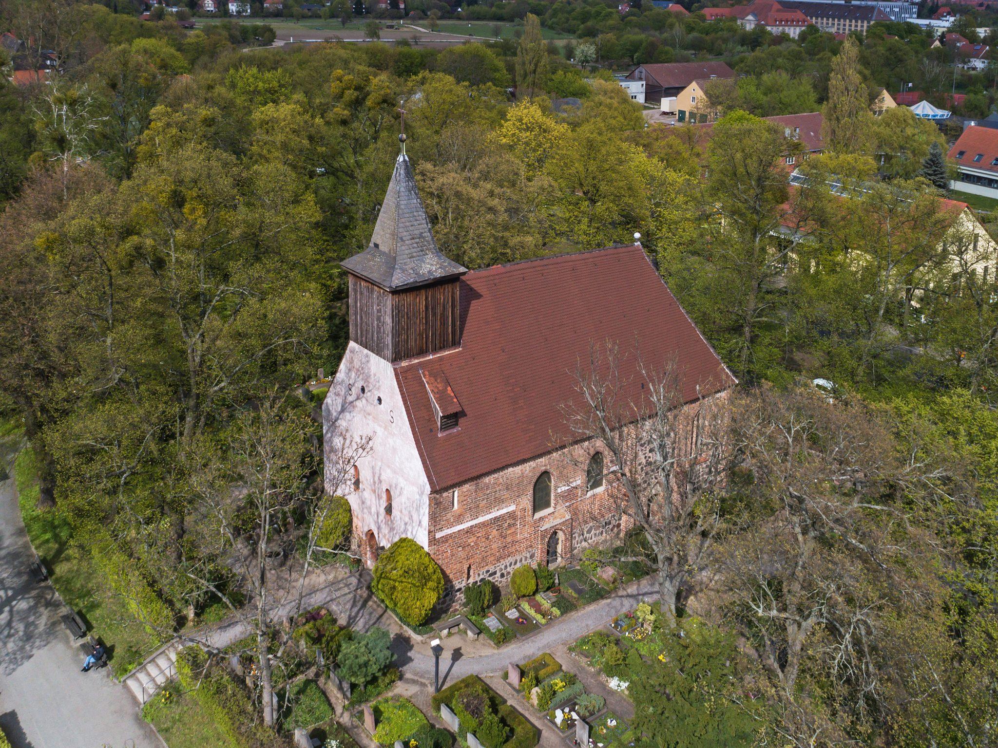 Gebäude mit Geschichte – Dorfkirche Dahlem (St.-Annen-Kirche)
