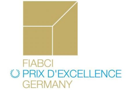 Jetzt noch schnell für den FIABCI Prix d'Excellence Germany 2018 bewerben!