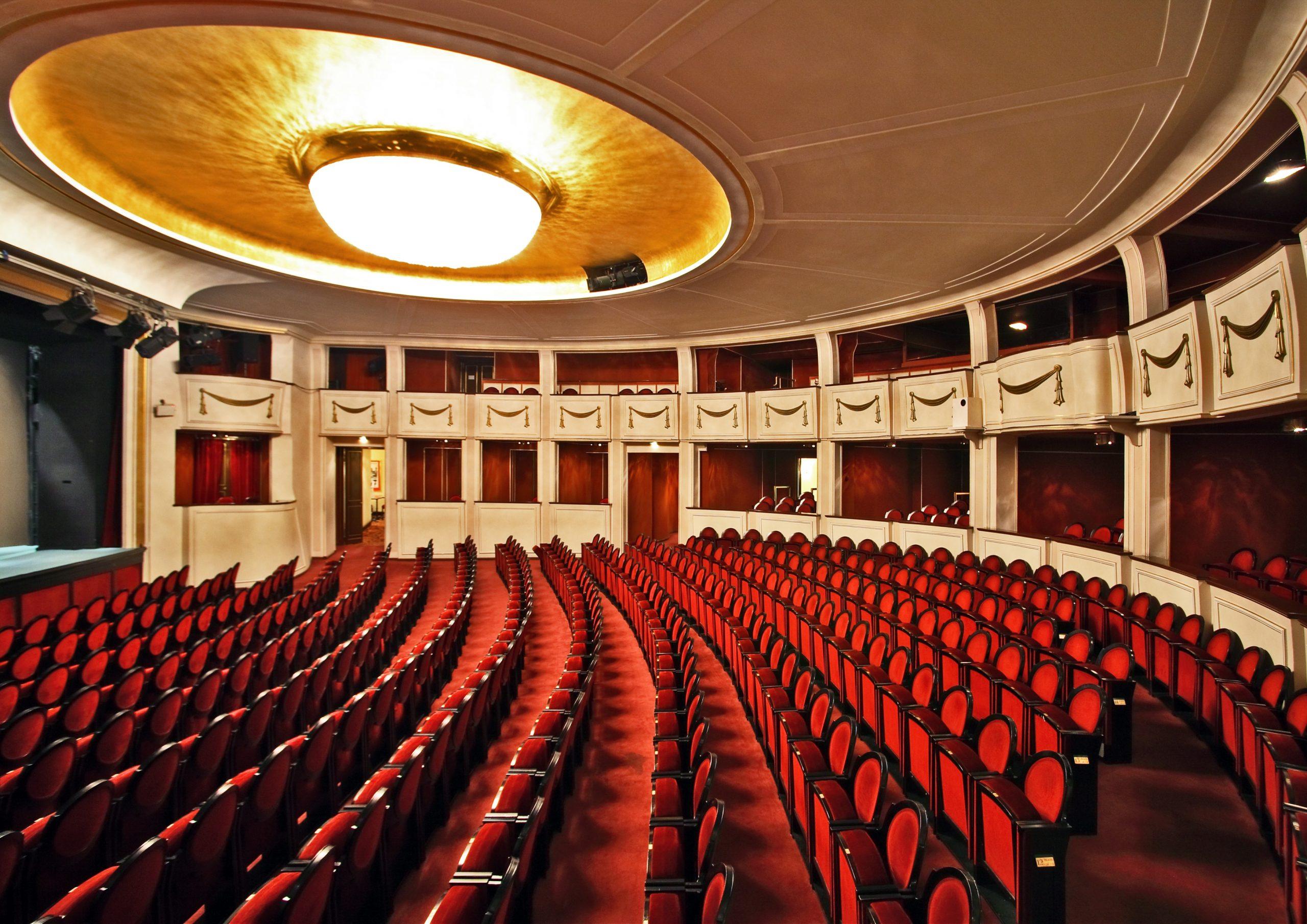 Gebäude mit Geschichte: Ku'damm-Bühnen Charlottenburg