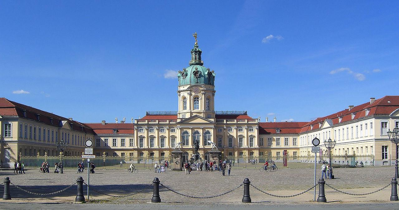 Gebäude mit Geschichte: Schloss Charlottenburg