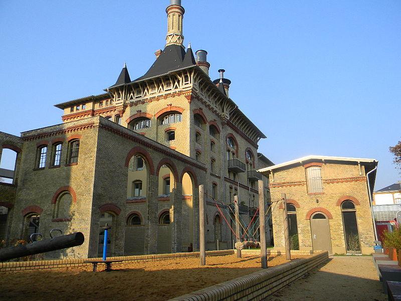 Gebäude mit Geschichte: Alte Mälzerei Pankow
