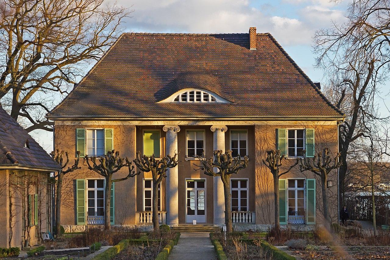 Gebäude mit Geschichte: Max-Liebermann-Villa am Wannsee
