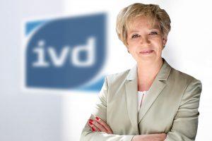 Vorstellung des IVD BB Vorstands – Christine Mögling (stellv. Vorsitzende)