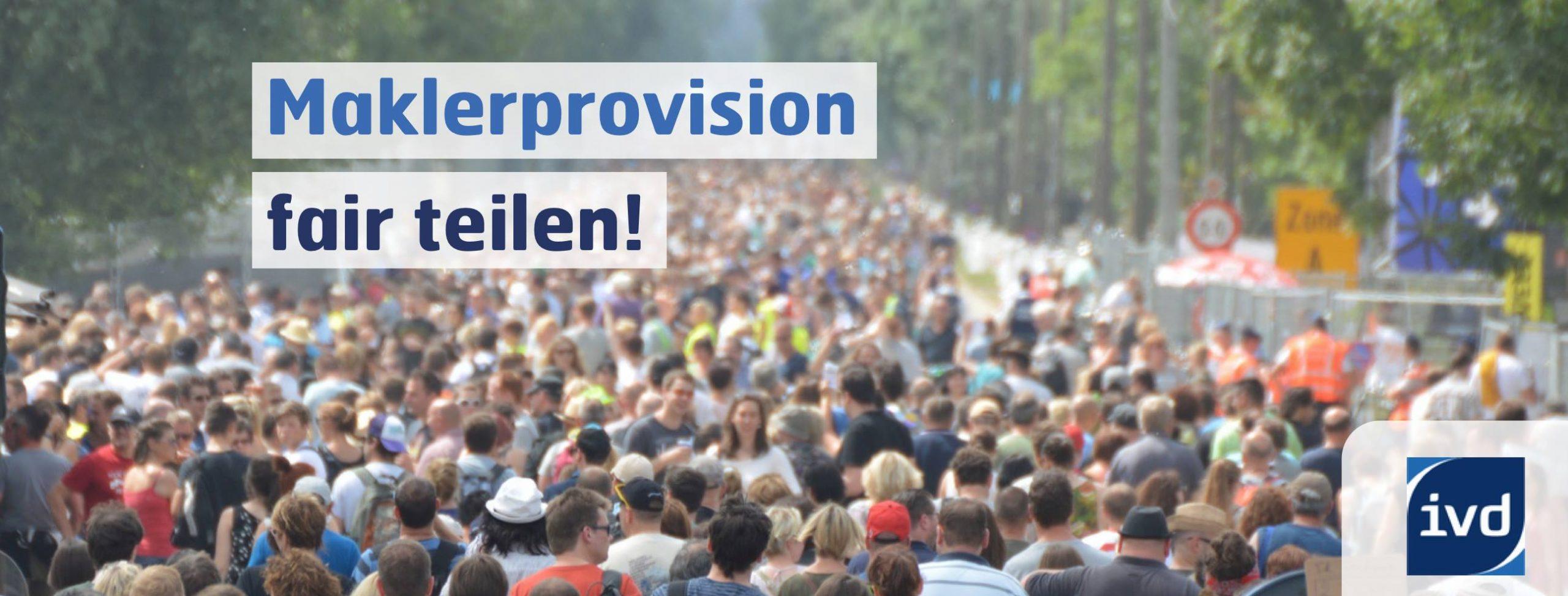 Maklerprovision fair teilen! - https://www.facebook.com/MaklerprovisionFairTeilen/
