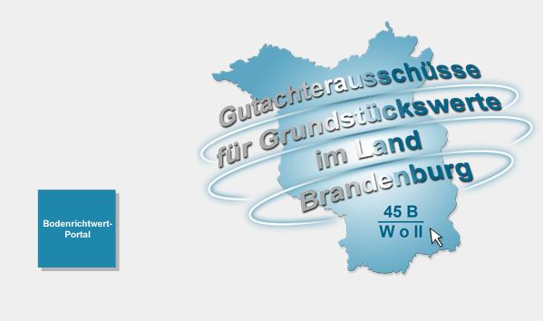 Bodenrichtwerte und Grundstücksmarktbericht Brandenburg