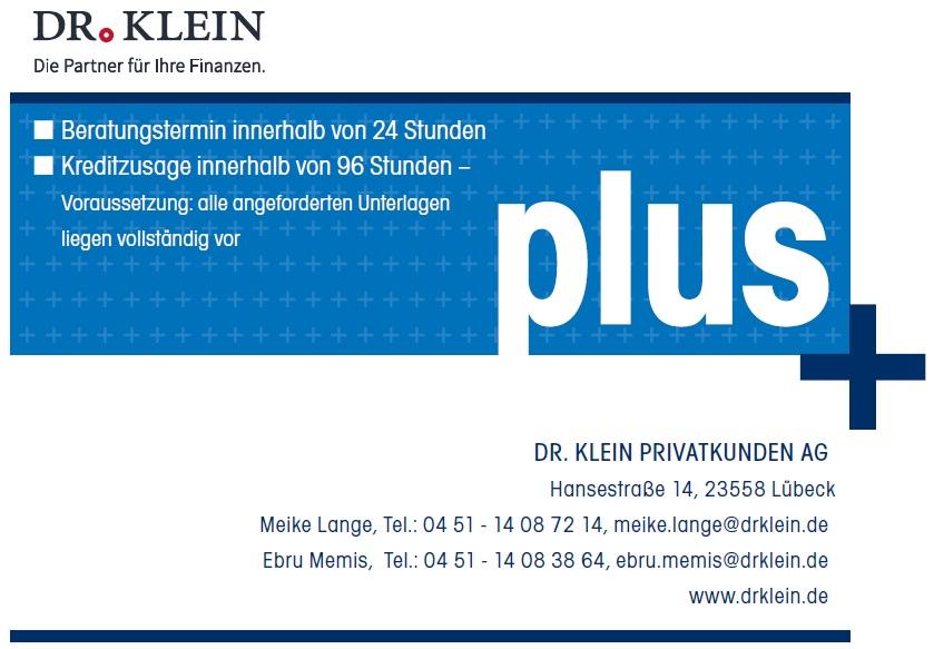 Dr. Klein Privatkunden AG - Die Partner für Ihre Finanzen