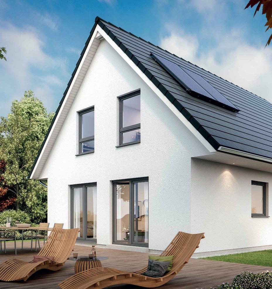 Alle Scanhäuser erfüllen bereits im Standard die Anforderungen der Energieeinsparverordnung (EnEV 2014)