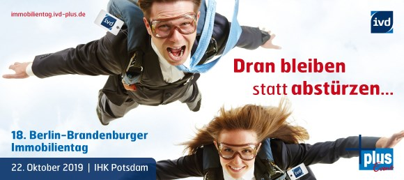 Kongress: 18. Berlin-Brandenburger Immobilientag 2019 in Potsdam