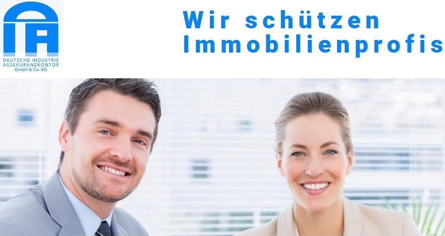 Versicherungen für Immobilienmakler 1