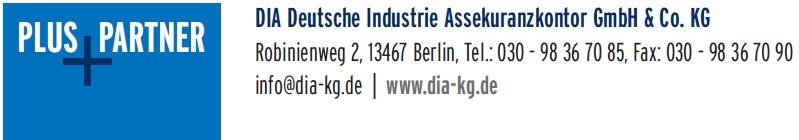 DIA Deutsche Industrie Assekuranzkontor GmbH & Co. KG