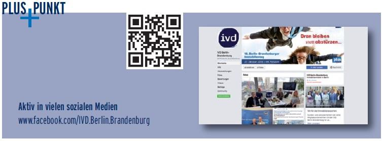 Der IVD ist in vielen sozialen Medien vertreten