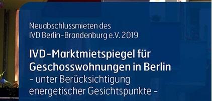 IVD-Marktmietspiegel 2019