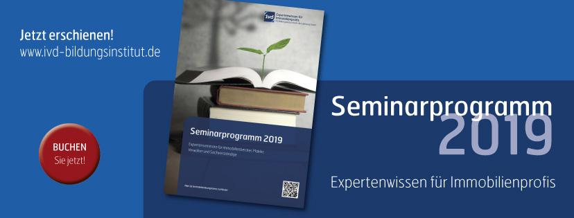 Erster IVD Clubabend 2019 - Seminarprogramm
