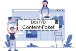 Eigentümer gewinnen mit dem IVD Contentpaket 1