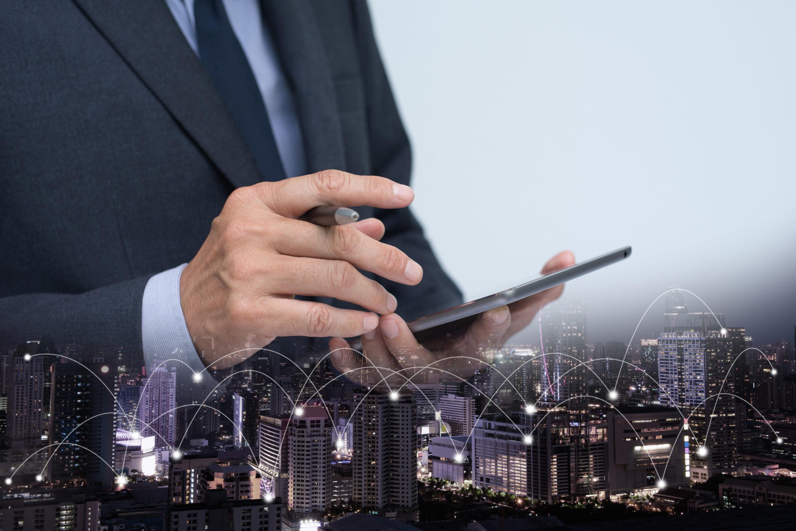 Digitale Messtechnik - Wenn Gebäude mit uns sprechen