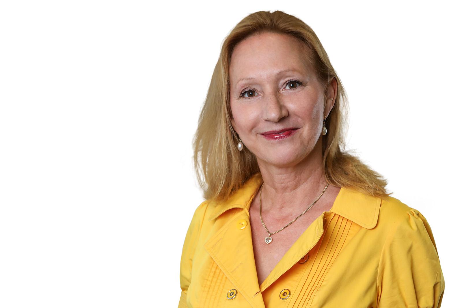 Ulrike Gaedecke, Immobilienmaklerin