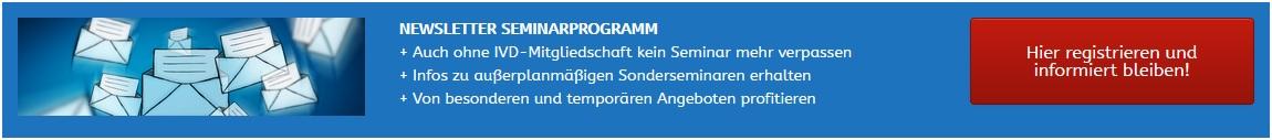 Neugierig geworden? Tragen Sie sich in den kostenlosen Newsletter des Bildungsinstitus ein und verpassen Sie nie wieder ein Seminar!