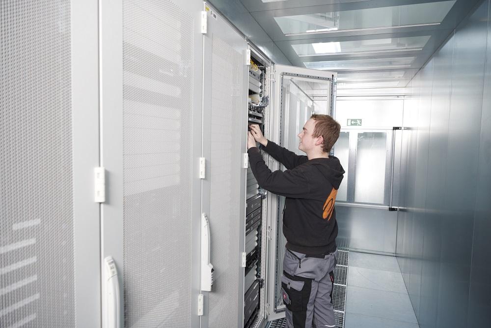 IT-Infrastruktur im Rechenzentrum | ED Computer & Design