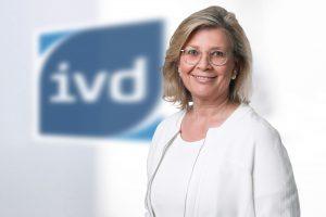 Kerstin Huth - Vorstandsvorsitzende IVD Berlin-Brandenburg