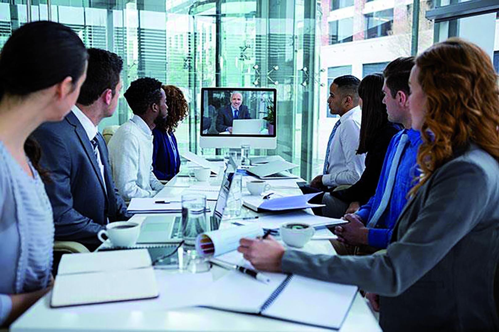 Videokonferenz aus der Cloud - 30 Tage kostenfrei testen