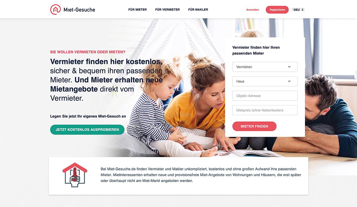 Neue Immobilienportale & -marktplätze für die Objekt-Akquise