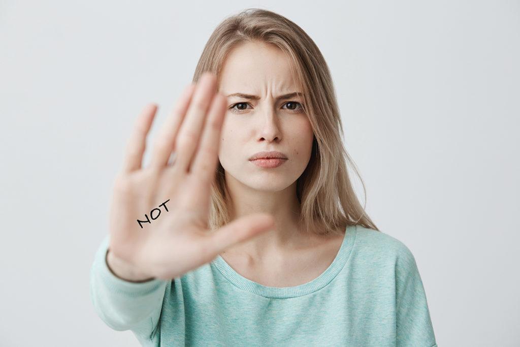 Der Nein- Code - wenn die Mimik Ihrer Kunden Nein sagt (the Not-Face)
