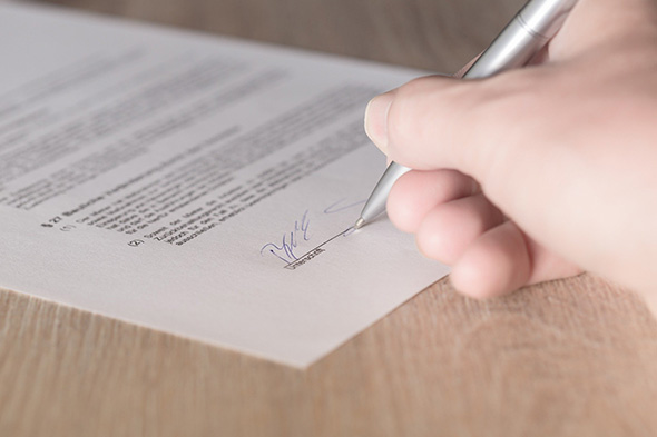 Mieterliste als Kaufvertragsanhang
