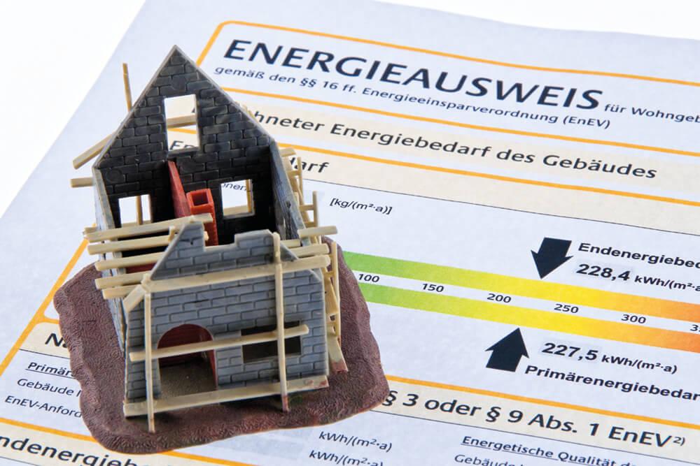 Verkaufsunterlagen: Energieausweis ist Pflicht 1