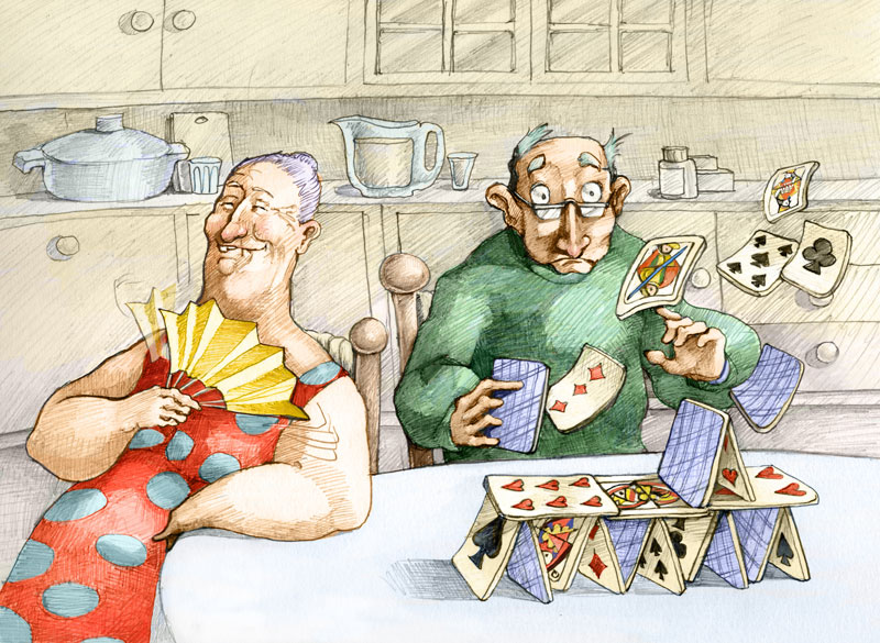 Altersgerechtes Wohnen: In der Seniorenwohnung 1