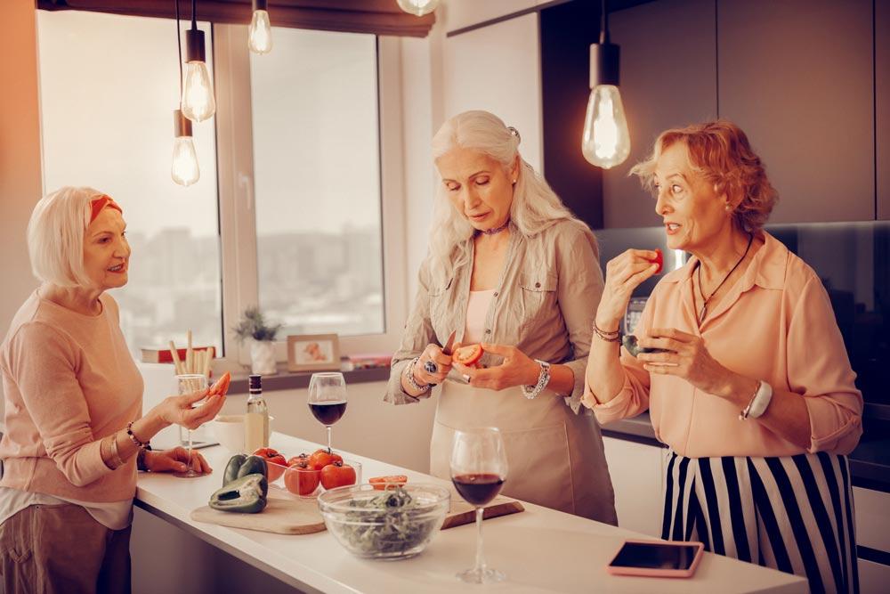 Welche Merkmale machen eine Seniorenwohnung altersgerecht? 1