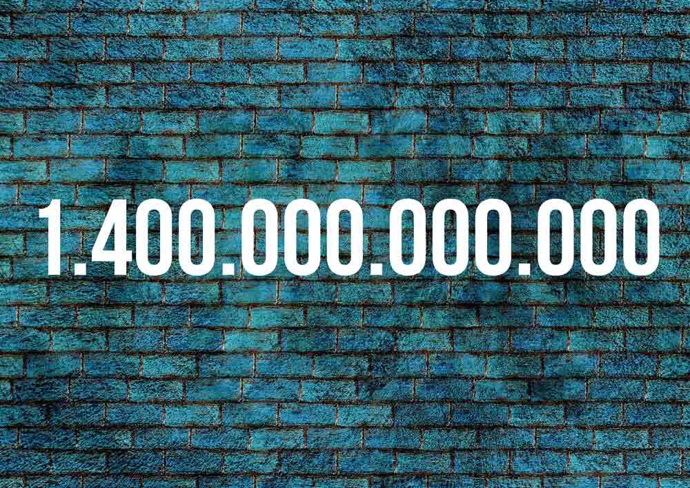 Zahl des Monats Juli: 1,4 Billionen Euro 1