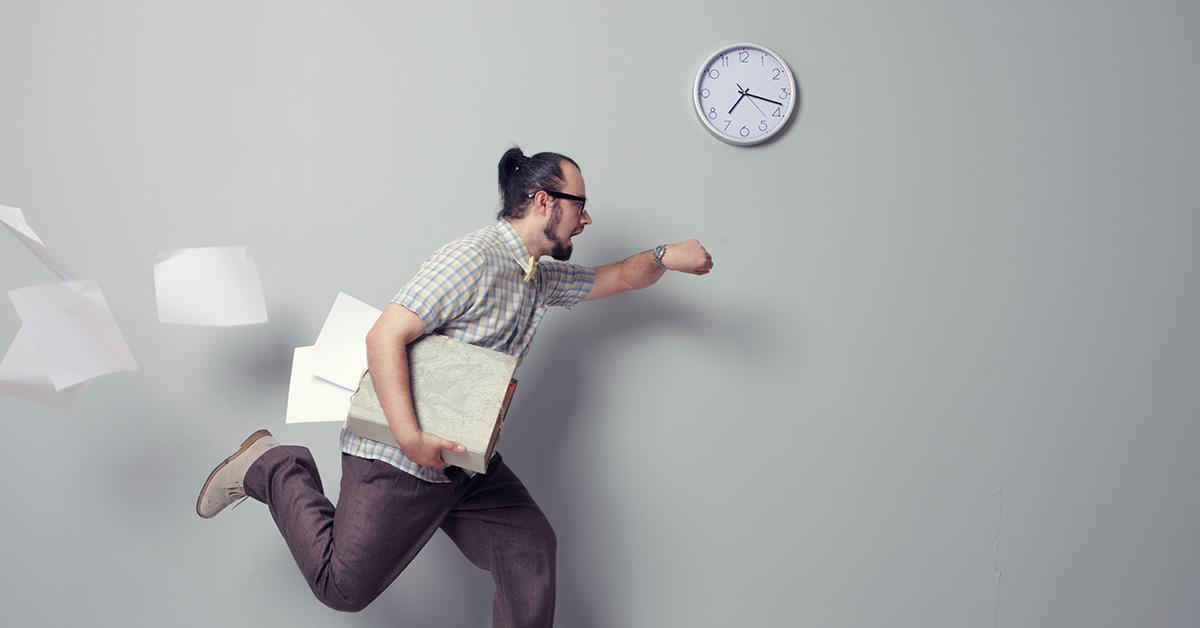 Zeitmanagement – eine immense Herausforderung beim Immobilienverkauf 1